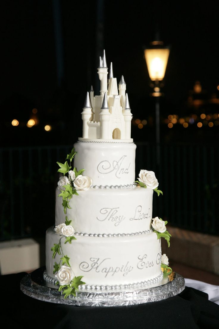 Wedding Trends: Untraditional Cake Toppers « Disney Parks Blog