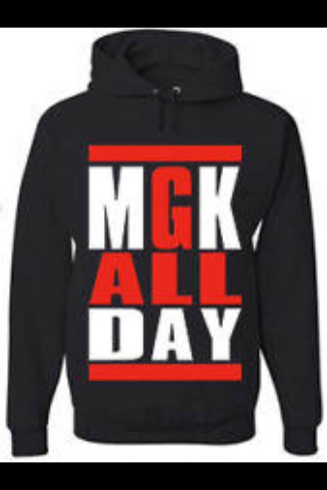Mgk all day