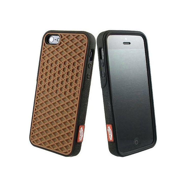 Kryt Vans Waffle Sole pro iPhone 5/5s černý #case #kryt #iphone