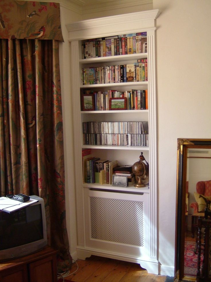 fabulous hidden radiator with bookcase above tablette de with tablette au dessus d un radiateur. Black Bedroom Furniture Sets. Home Design Ideas