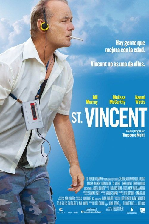 St. Vincent 2014 full Movie HD Free Download DVDrip