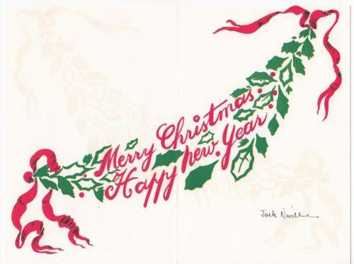 124 best Vintage Mod Christmas Cards images on Pinterest ...