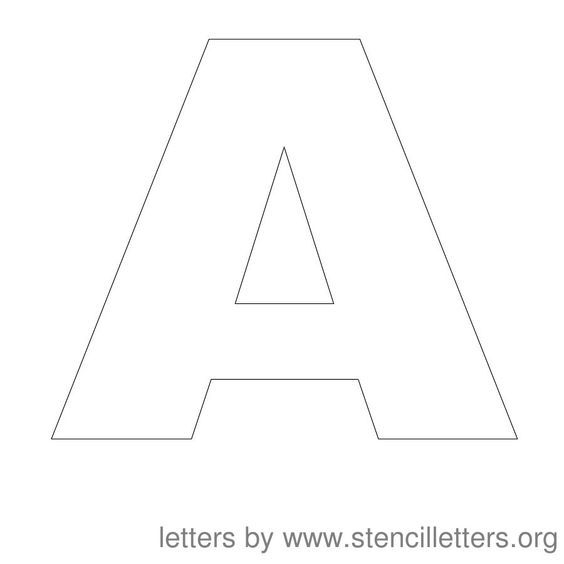 12 inch letters best 25 printable letter stencils ideas on 15749
