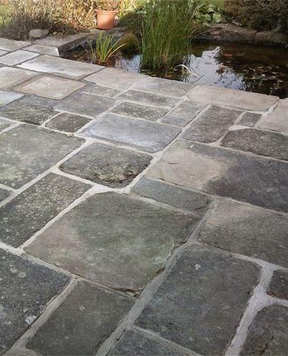 M s de 1000 ideas sobre piedra artificial en pinterest for Patios de piedra