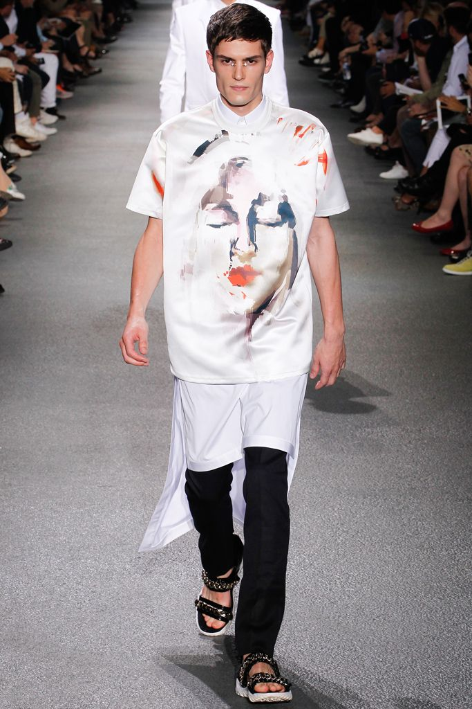 Givenchy - Spring 2013 Menswear - Look 41 of 66