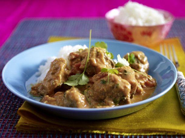 Unser beliebtes Rezept für Chicken Tikka Masala (Curryhuhn) und mehr als 55.000 weitere kostenlose Rezepte auf LECKER.de.