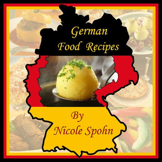 With Cooking Videos: German Food Recipes / Ebook for Ipad & Iphone