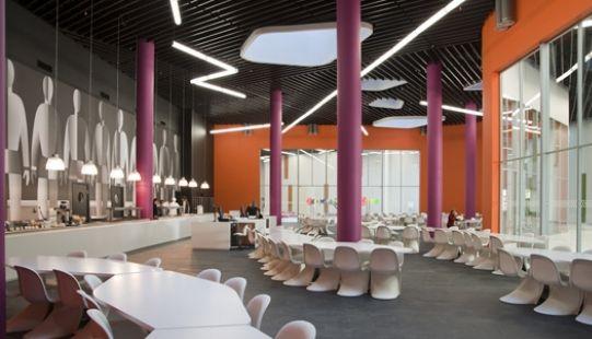 Modern School Cafeteria Design Cafeteria School Design