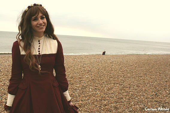 Curious Wendy | The Travelling Lolita | Brighton: Lolitas on the Beach