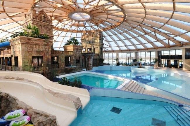 Aquaworld Budapest (Ramada Resort)
