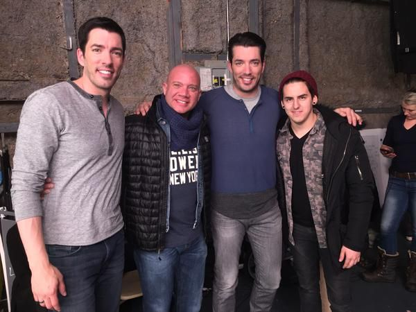 Look Who Mrsilverscott And I Ran Into Brovsbro Season