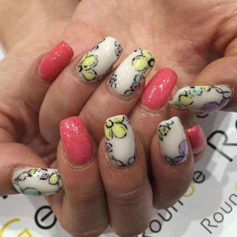 awesome gel nail designs for summer 2016