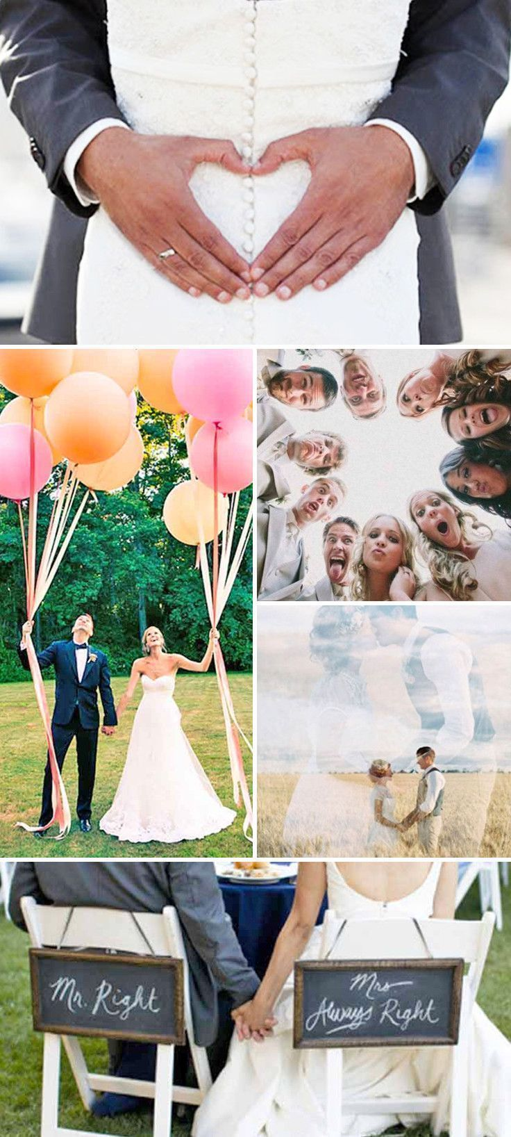 cool wedding shot ideas%0A Wedding Photography Ideas And Poses     Must see shots for your wedding  album  See more