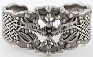 Dragon Bracelet (Celtic)