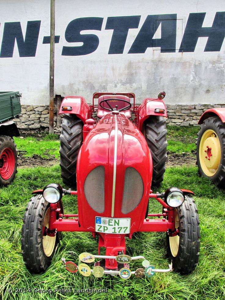 Alle Größen   Traktor Porsche Super Diesel Export - Hattingen Reifen-Stahl_3910_2014-09-13   Flickr - Fotosharing!