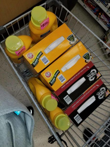 My Rite Aid Shopping Trip: Arm & Hammer WASTED for FREE!