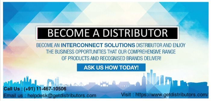 Hi Guise, If you are looking for distributors for your