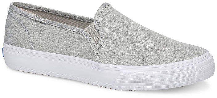 Keds Womens Double Decker Slip-On Shoe