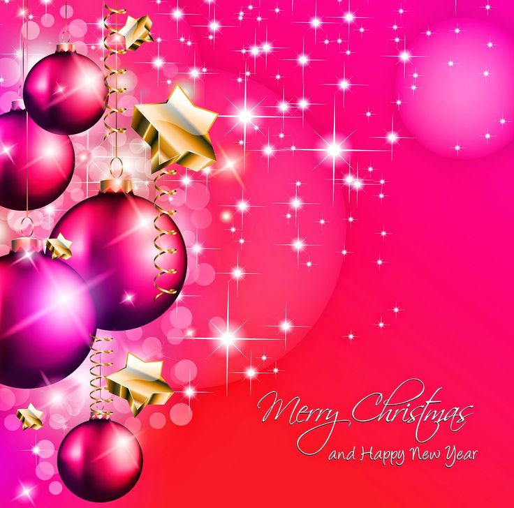 Best Colorful Merry Christmas Wallpapers | Christmas Special
