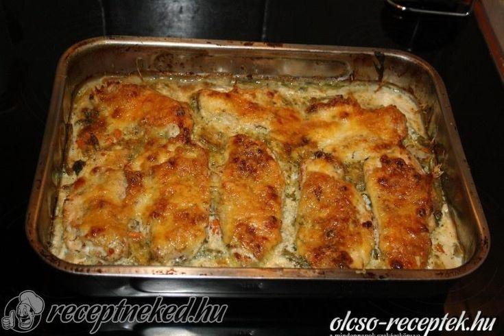 A legjobb Bajor csirke recept fotóval egyenesen a Receptneked.hu gyűjteményéből. Küldte: Dankovics Edina