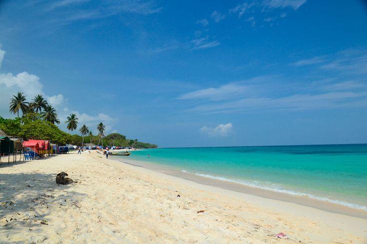 Sitios Turisticos de Cartagena de Indias Peninsula de Baru