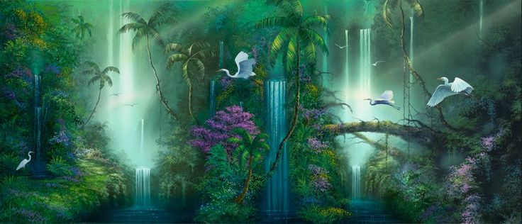 Image for Waterfall Fantasy