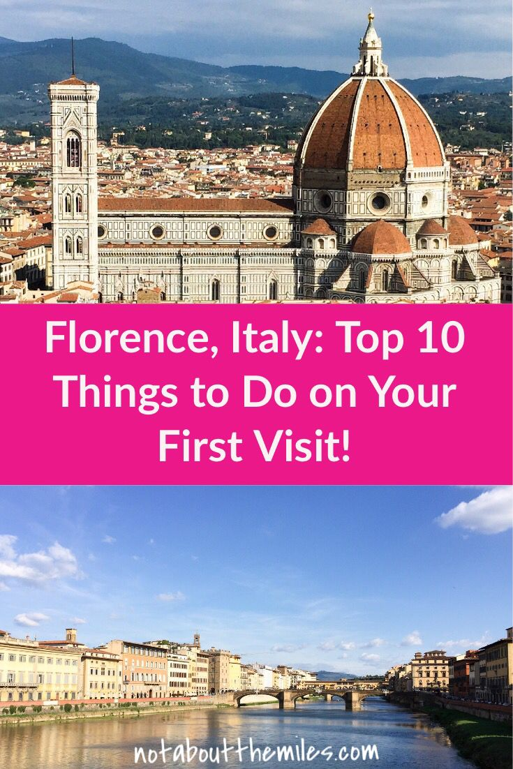 Florence, Italy 20 Best Things to Do on Your First Visit   Italy ...