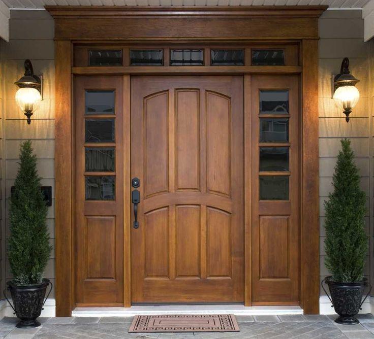 Contoh Pintu Depan Rumah Minimalis