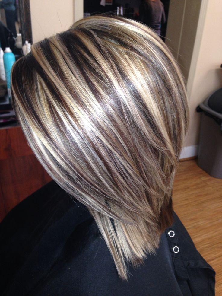 The 25 best chunky highlights ideas on pinterest chunky blonde frisuren pmusecretfo Choice Image