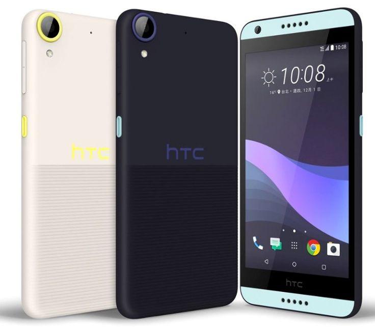HTC Desire 650 mid-range 4G smartphone announced