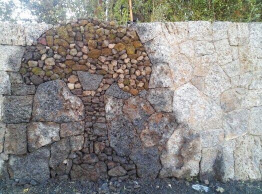 Stone Wall Art 9 best stone wall art images on pinterest   stone walls, basalt