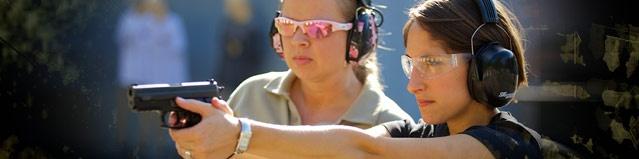 Handgun 101 for women @ Sig Sauer Academy