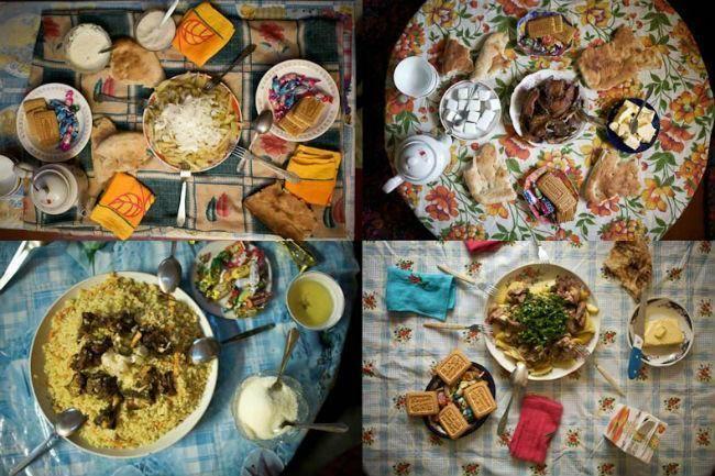 Algunas de las comidas tradicionales más antiguas del mundo