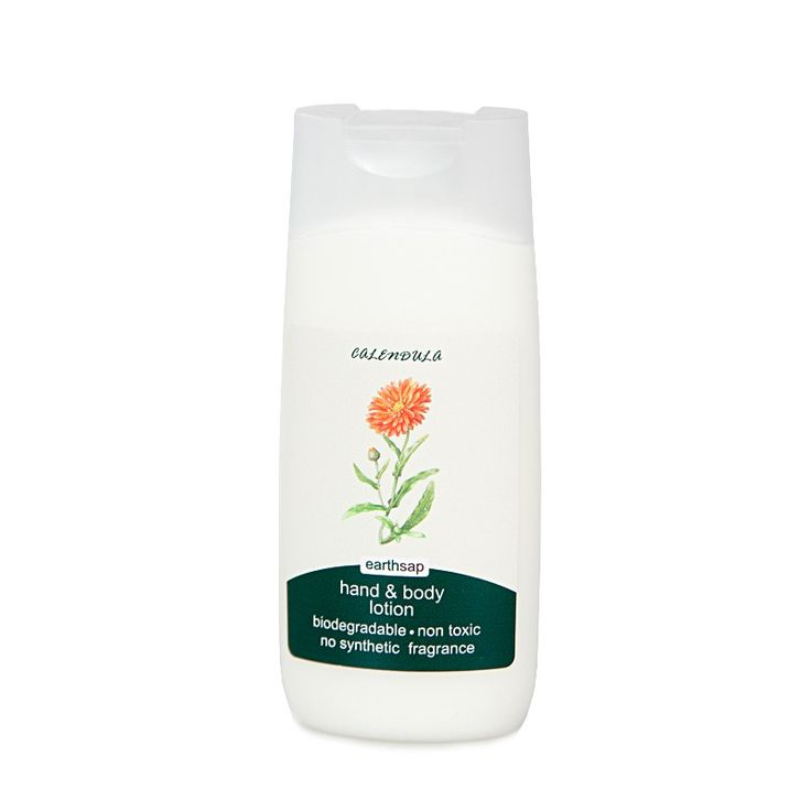 Use Earthsap Calendula Hand & Body Lotion for beautiful skin that is nourished and cared for. With natural beeswax, aloe vera, rosemary, calendula and jojoba essential oils, your skin will just love this lotion!