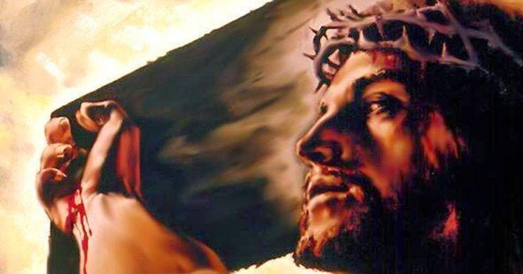 !Oh, Señor mío, Jesús crucificado,  Justo Juez, Señor de Cielo y Tierra!;  ¡Oh, redentor mío, Señor universal;  Padre de todo el Un...