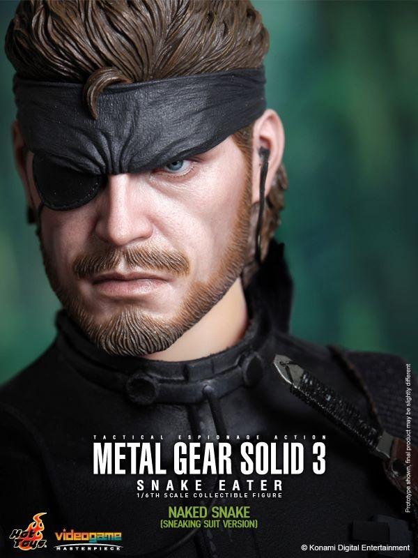 Metal Gear Solid 3-Naked Snake