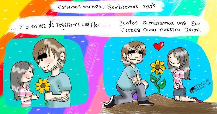 """Ecología del Alma :""""Plantemos amor"""""""
