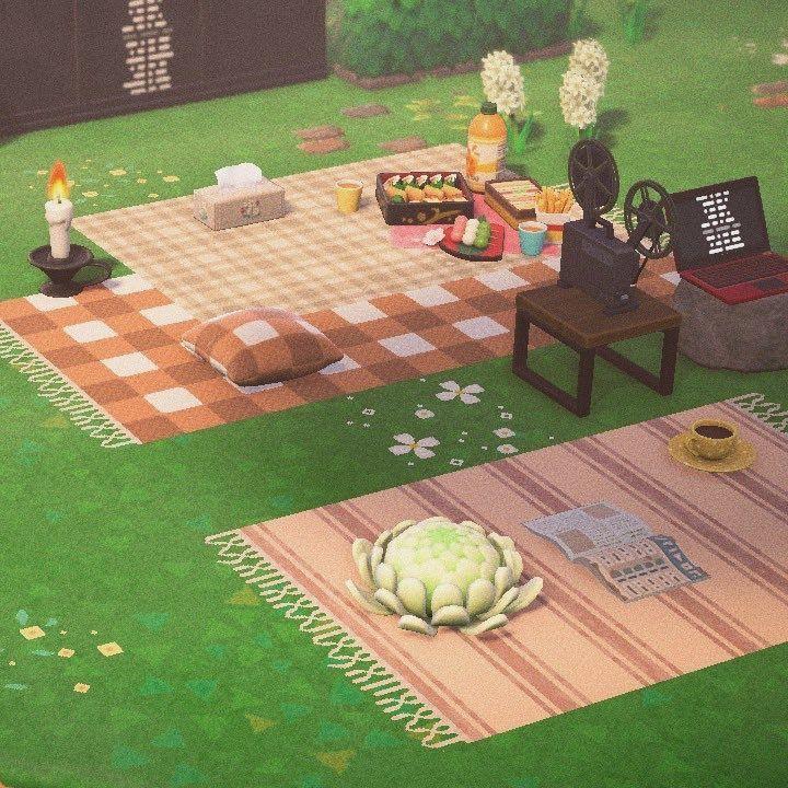 12++ Animal crossing picnic blanket ideas in 2021
