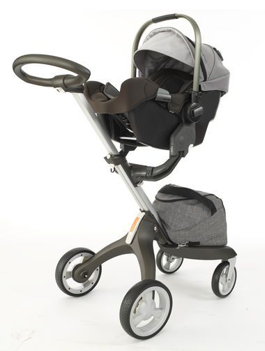 stokke scoot v3 how to put in baby
