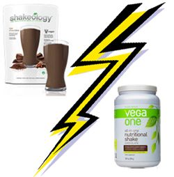 Is Vega One a alternative to Shakeology? Find out how the two health shakes compare. You'll be surprised about the differences.