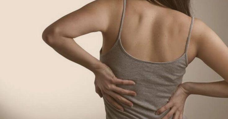 ¡No más dolor de columna! Sepa como preparar este maravilloso remedio natural - e-Consejos