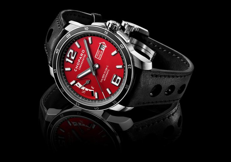 #Chopard Mille Miglia 2015 Race Edition perfil