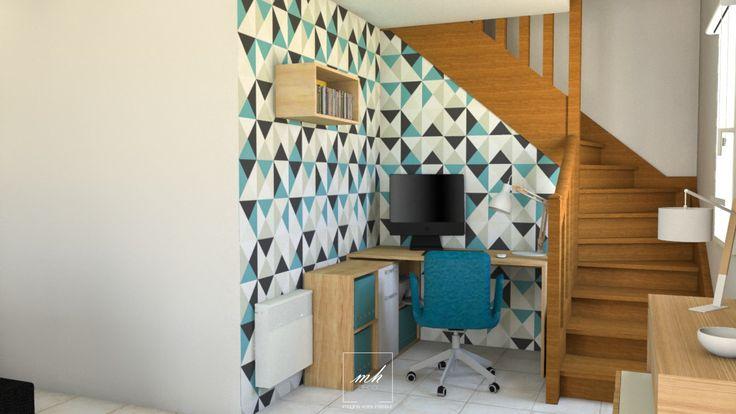 d coration int rieure entr e scandinave mes conception 3d pinterest d coration int rieure. Black Bedroom Furniture Sets. Home Design Ideas