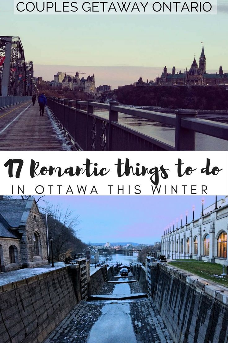 Whether you are luxury or budget travelers, outdoor enthusiasts, cultural buffs or foodies, Ottawa has something for every type of traveling couple. Check out this complete guide for romantic things to do in Ottawa this winter. #couplestravel #MyOttawa
