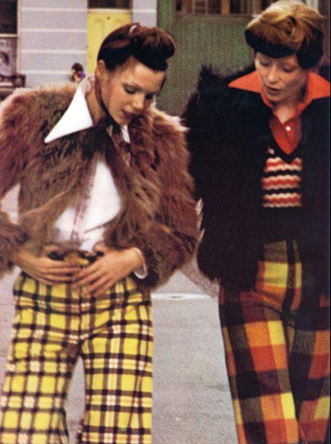 Bus Stop fashion - Vanity Fair 1971