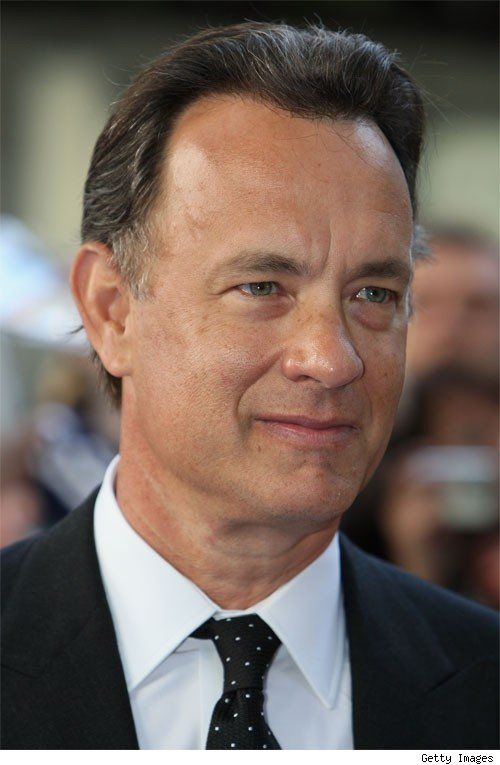 Tom Hanks  Definitely one of my top 3 actors. Forrest Gump IS my fave film of all time followed by the Green Mile. Hes one of the most sincere yet ridiculously fab actors of my time. Period.