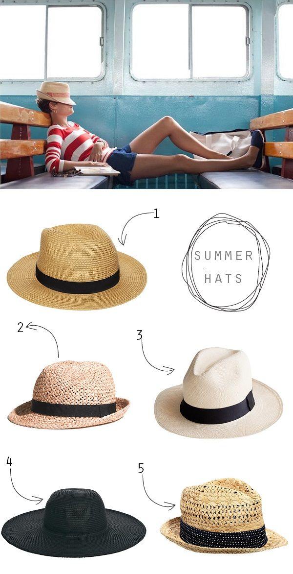 Sombreros de verano #Sombreros