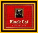 Black Cat Cigarette Packet alternative