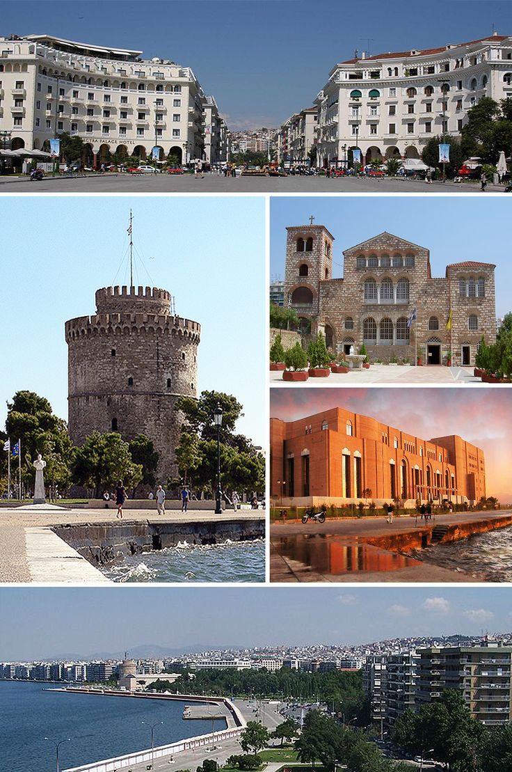 Thessaloniki - Jewel of Macedonia