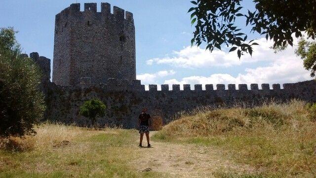 Κάστρο Πλαταμώνα (Platamon Castle) στην περιοχή Πλαταμώνας, Πιερία